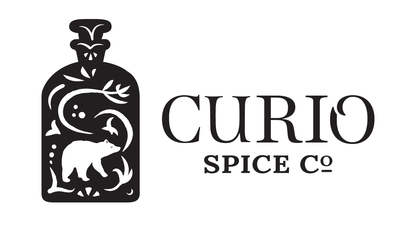 Logo for Curio Spice Co.