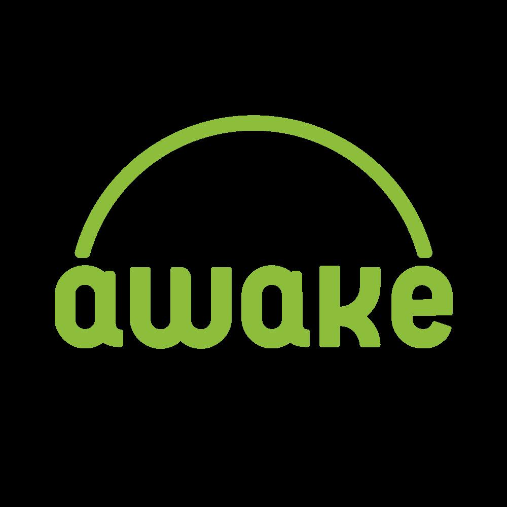 Logo for Awake