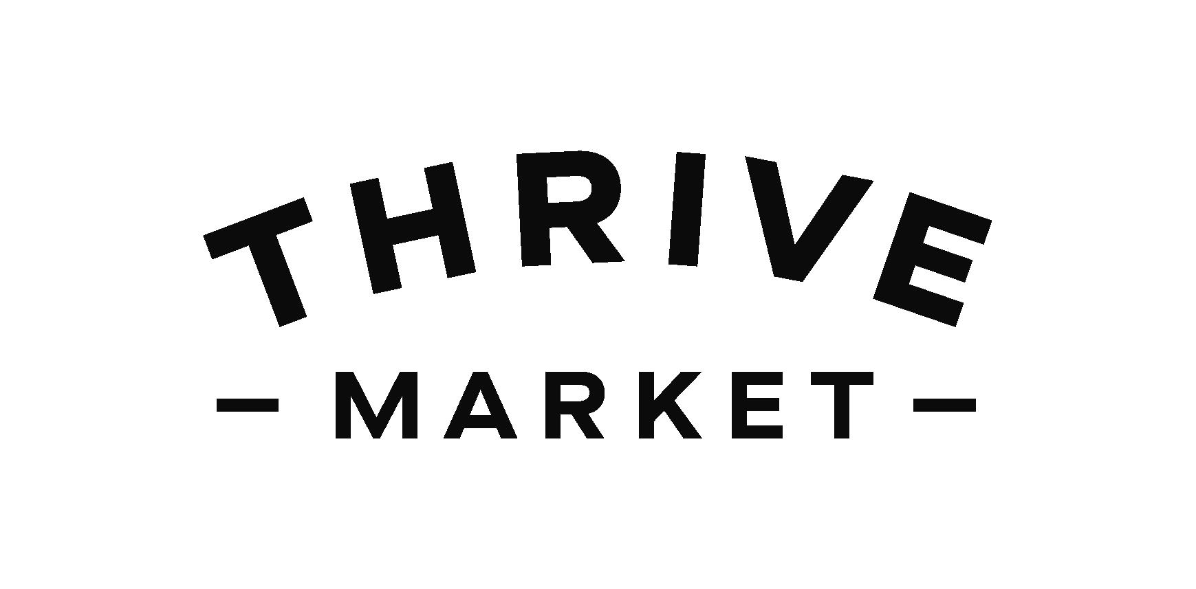 Logo for Thrive Market
