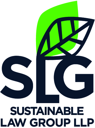 Logo for Sustainable Law Group LLP