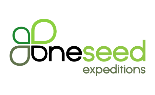 Logo for OneSeed Expeditions