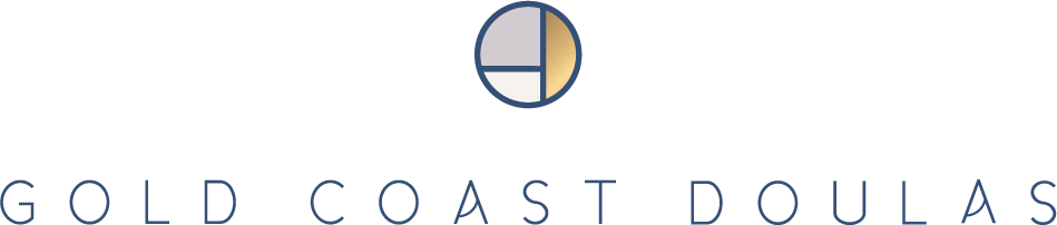Logo for Gold Coast Doulas, LLC.
