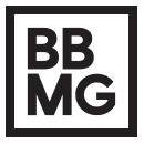 Logo for BBMG