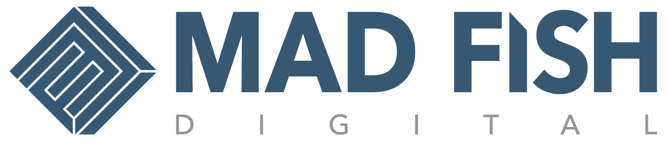 Logo for Mad Fish Digital