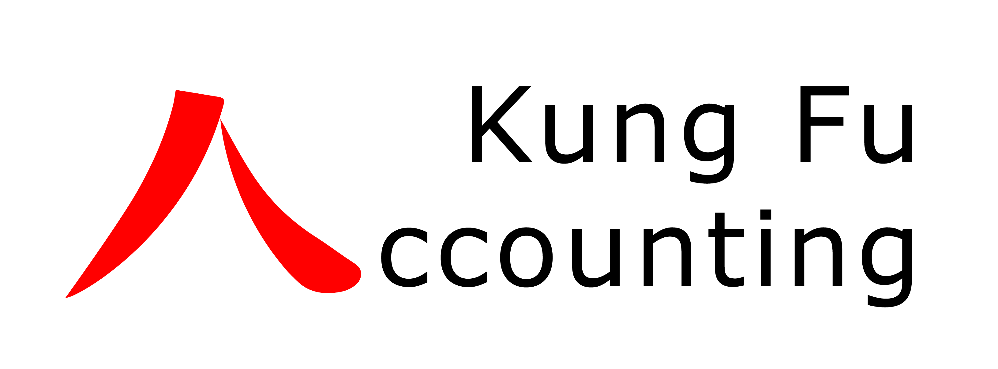 Logo for Kung Fu Accounting
