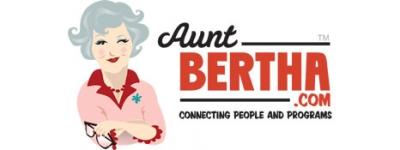 Logo for Aunt Bertha, A Public Benefit Corporation