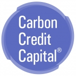 Logo for Carbon Credit Capital LLC