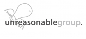Logo for Unreasonable Group