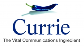 Logo for Currie Communications