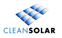Logo for Clean Solar