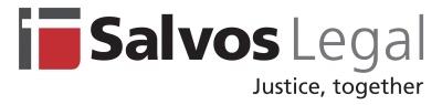 Logo for Salvos Legal