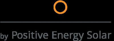 Logo for SunPower by Positive Energy Solar