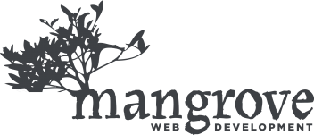 Logo for Mangrove Web Development