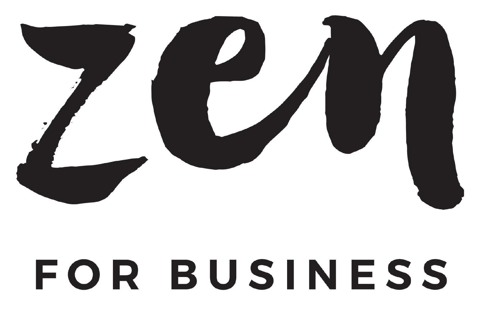 Logo for Zen for Business