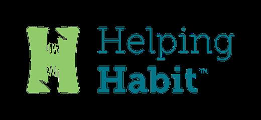 Logo for Helping Habit PBC