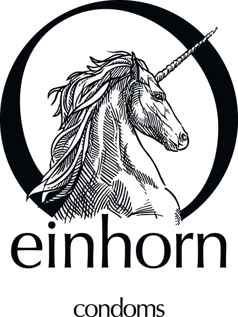 Logo for einhorn