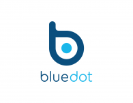 Logo for BlueDot