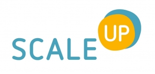 Logo for Scale Up SCRL