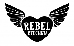 Logo for Rebel Kitchen