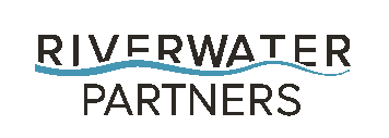 Logo for Riverwater Partners