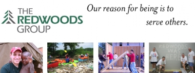 Logo for The Redwoods Group