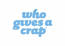 Logo for Who Gives A Crap