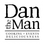 Logo for Dan the Man Cooking