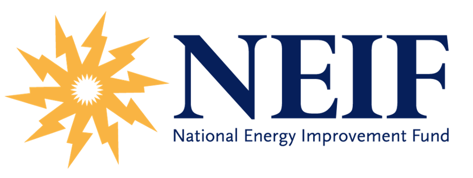 Logo for National Energy Improvement Fund