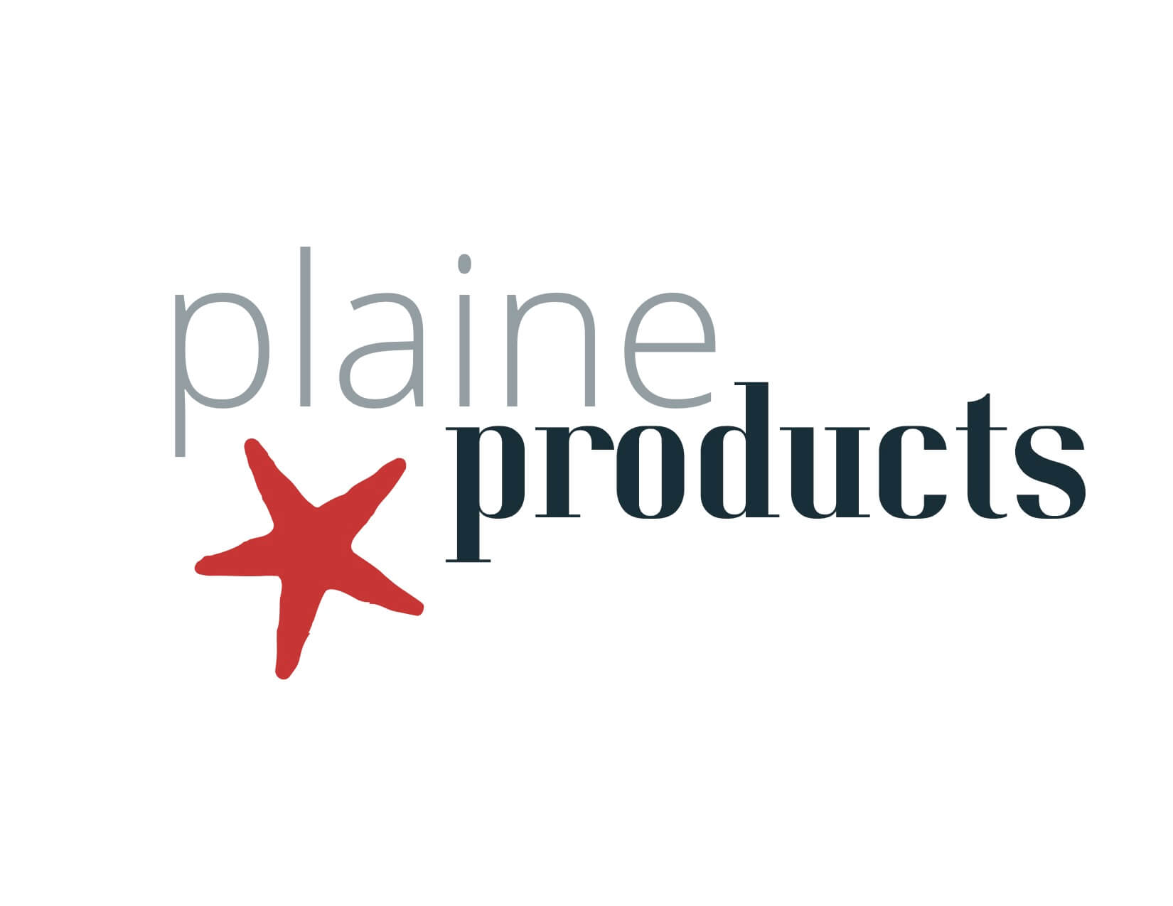 Logo for Plaine Products