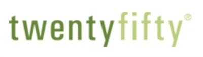 Logo for twentyfifty Ltd