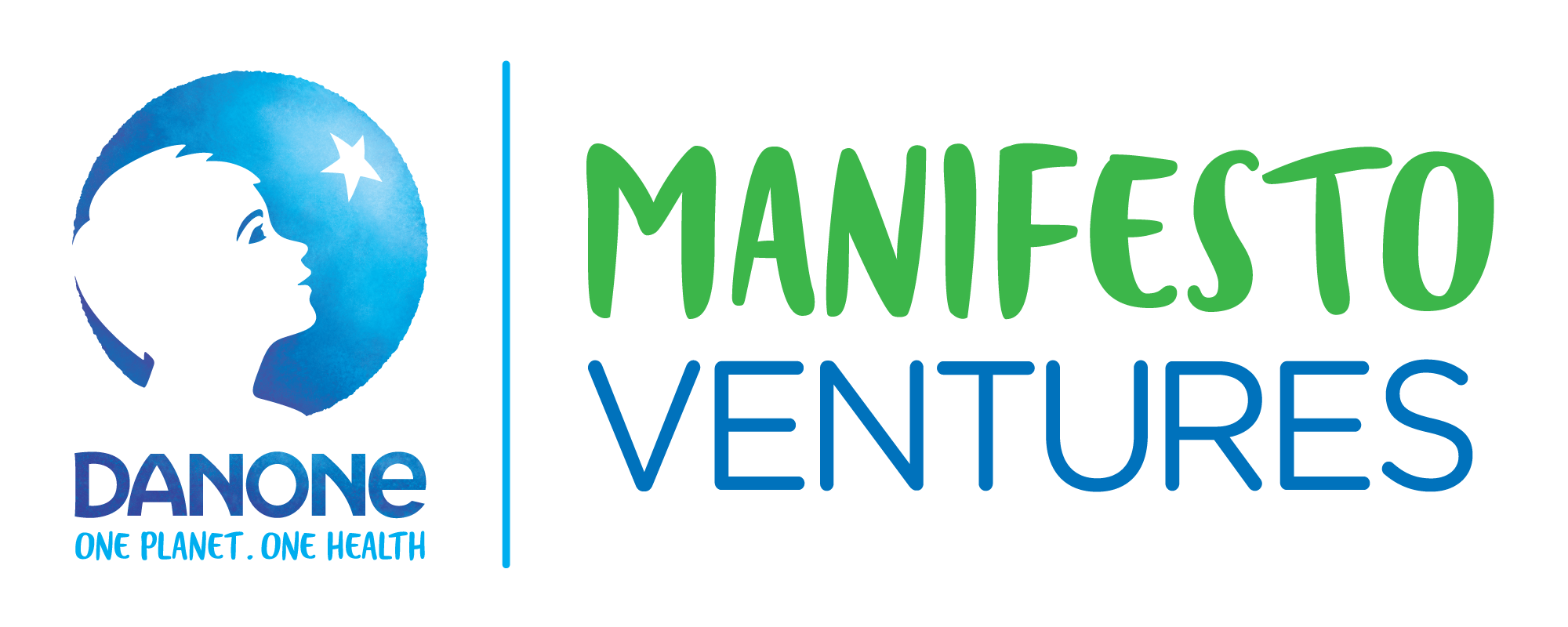 Logo for Danone Manifesto Ventures