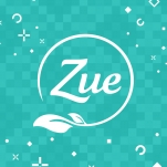 Logo for Zue Beauty