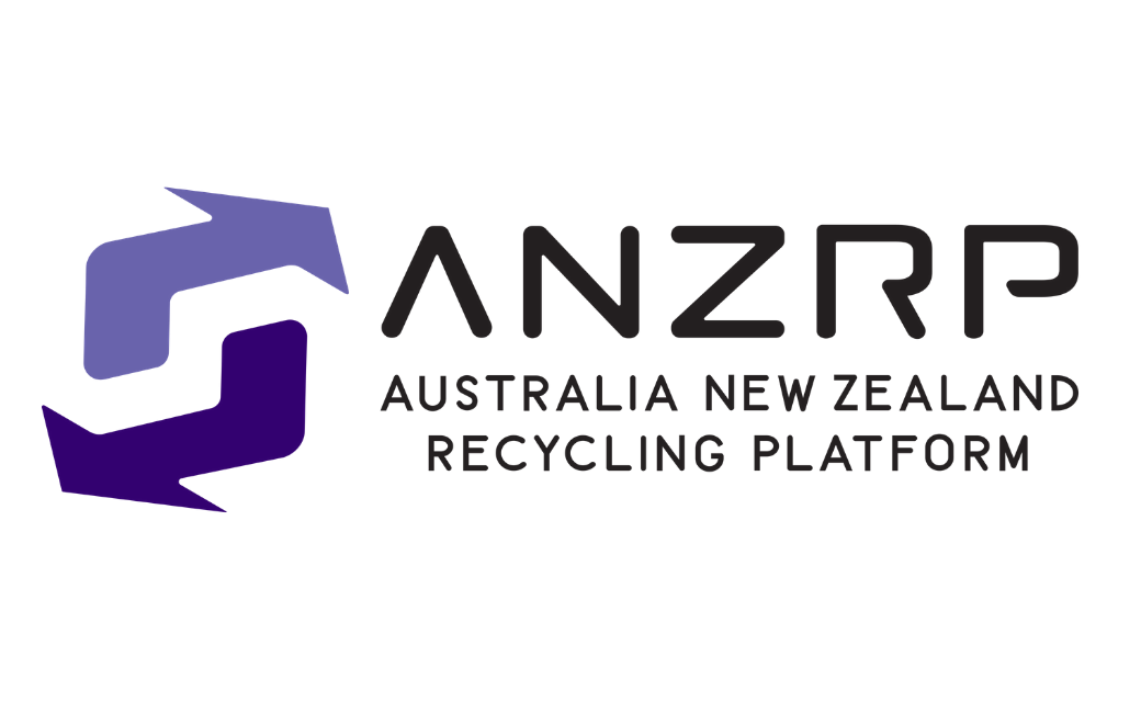 Logo for Australia and New Zealand Recycling Platform