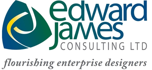 Logo for Edward James Consulting Ltd.