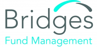 Logo for Bridges Fund Management
