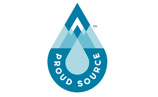 Logo for Proud Source Water