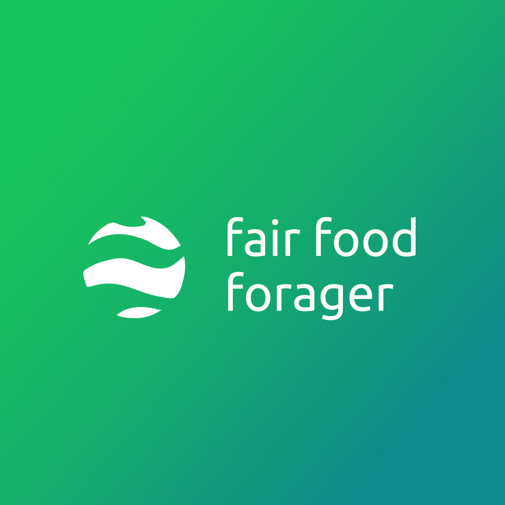 Logo for Fair Food Forager