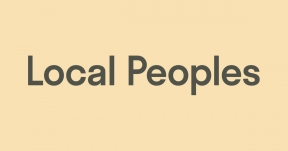 Logo for Local Peoples