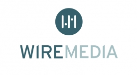 Logo for Wire Media