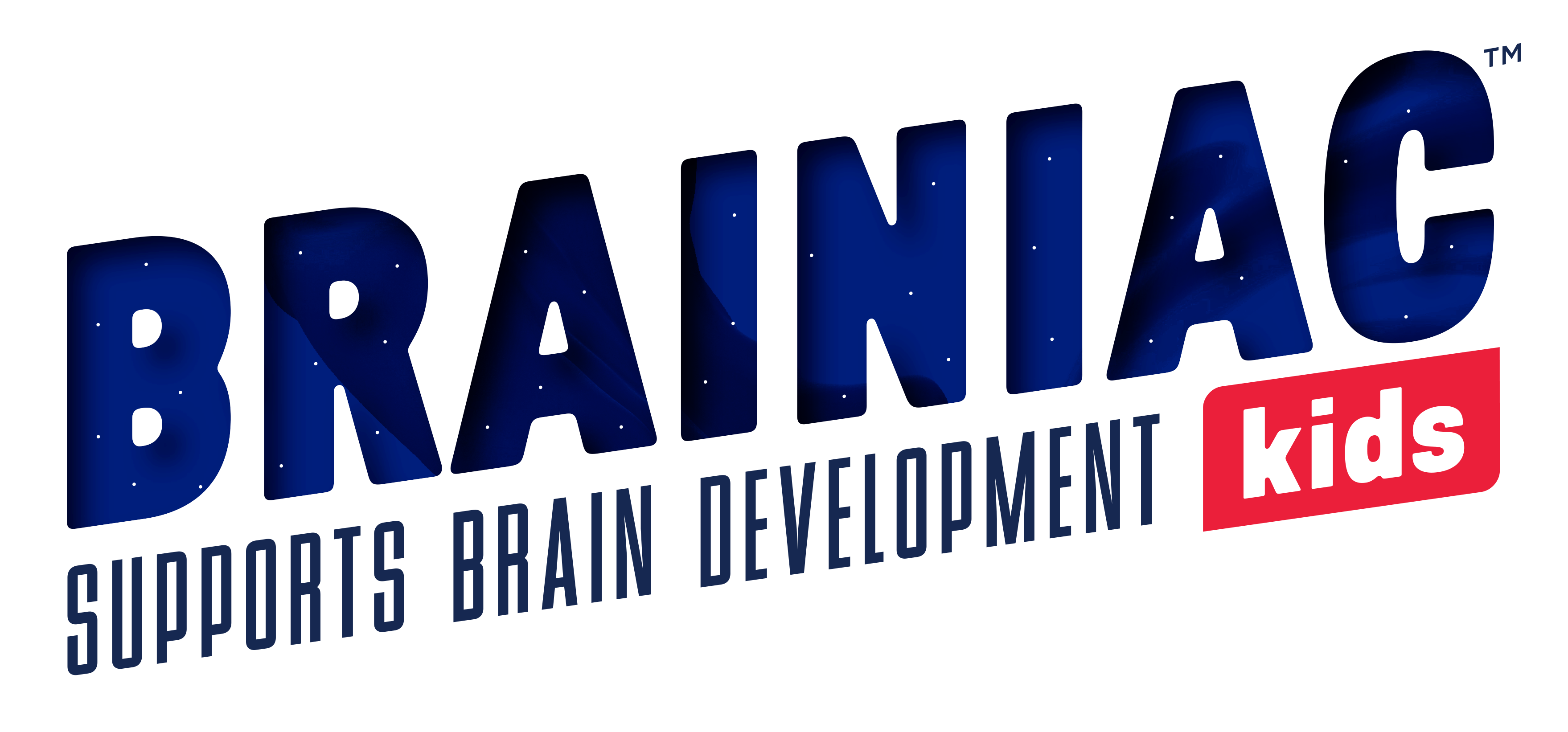 Logo for Brainiac Kids