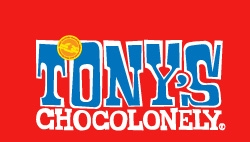 Logo for Tony's Chocolonely