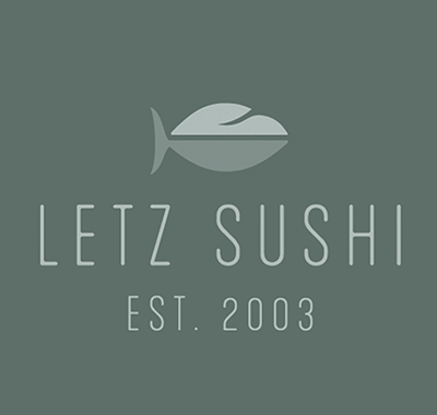 Logo for LETZ SUSHI