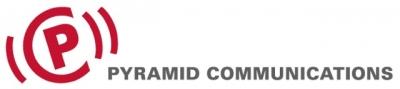 Logo for Pyramid Communications