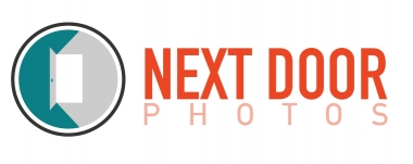 Logo for Next Door Photos