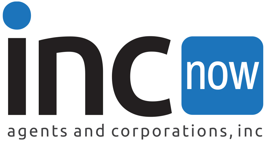 Logo for Agents and Corporations, Inc. (trading as IncNow)