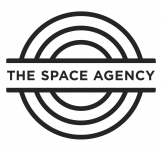 Logo for The Space Agency