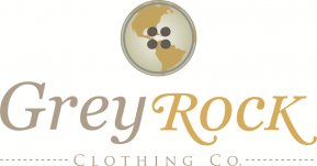 Logo for Grey Rock Clothing Co.