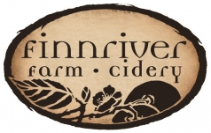 Logo for Finnriver Farm and Cidery
