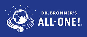 Logo for Dr. Bronner's