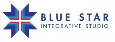 Logo for Blue Star Integrative Studio